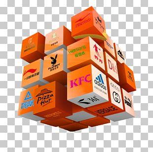 Trademark Brand Rubiks Cube PNG
