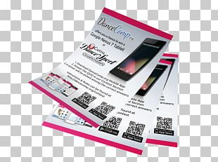 Flyer Printing Advertising Business Cards PNG