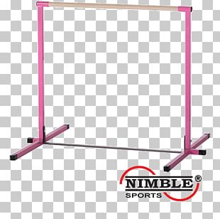 Horizontal Bar Gymnastics Uneven Bars Mat Balance Beam PNG