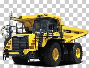 Komatsu Limited Haul Truck Heavy Machinery Komatsu Europe International Dump Truck PNG