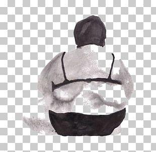 Woman Drawing PNG