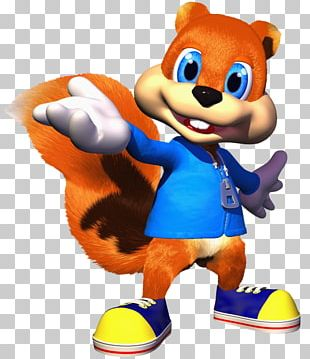 Conker's Bad Fur Day Conker: Live & Reloaded Project Spark Nintendo 64 Conker The Squirrel PNG