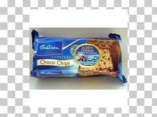 Bahlsen Food Cake Chocolate Chip Pastry PNG