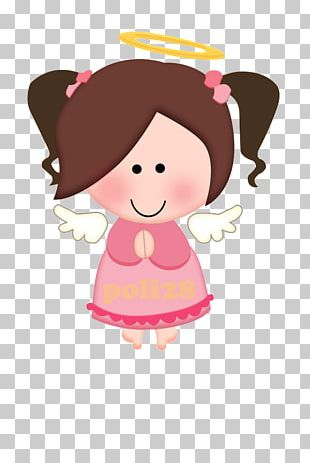 Baptism Child Infant First Communion Angel PNG
