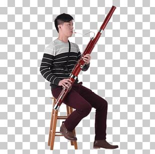 Bassoon Music Oboe Key Woodwind Instrument PNG