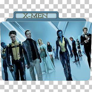 Professor X Magneto Wolverine X-Men Film PNG
