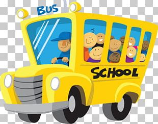 School Bus Transport Elementary School PNG