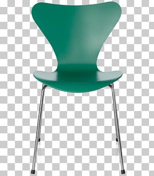 Model 3107 Chair Ant Chair Table Fritz Hansen PNG