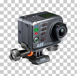 4K Resolution Action Camera Video Cameras AEE S71T PLUS PNG