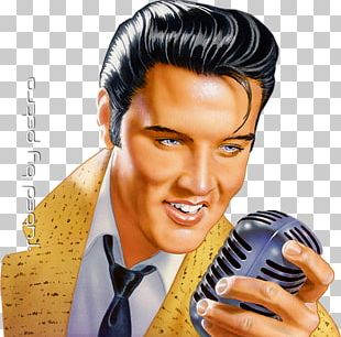 Elvis Presley Forever Stamp Graceland This Is Elvis Drawing PNG