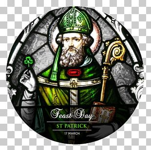 Saint Patrick's Day Patron Saint March 17 PNG