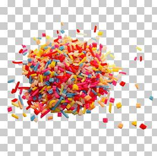 Sprinkles Cupcakes Mixture PNG