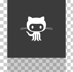 GitHub Software Repository Version Control PNG
