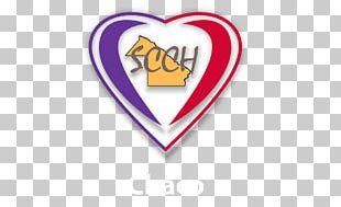 Logo Brand Heart Font PNG