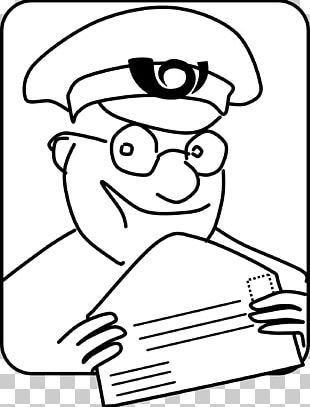 Mail Carrier PNG