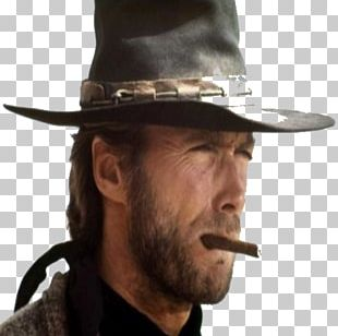 Clint Eastwood The Outlaw Josey Wales Actor Poster Art PNG