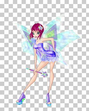 Fairy Fashion Illustration Cartoon Figurine PNG
