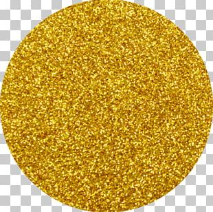 Glitter Gold Paper Metal Party PNG