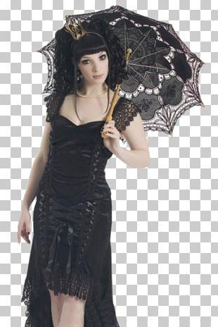 Umbrella Ombrelle Top Woman PNG