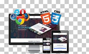 Web Design Home Page Multimedia PNG