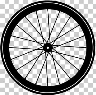 Bicycle Wheels Wheelset Cycling PNG