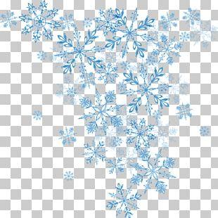 Snowflake Winter Euclidean Christmas PNG