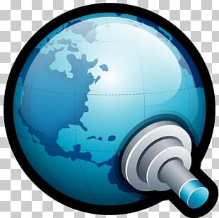 Communication Technology Globe PNG
