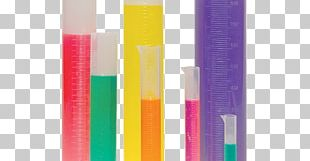 Graduated Cylinders Glass Plastic Liquid PNG