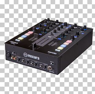 DJ Mixer Audio Mixers Disc Jockey Music MIXARS DUO PNG