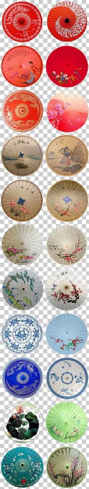 Japanese Art Paper Umbrella Good Citizenship PNG