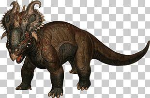 ARK: Survival Evolved Pachyrhinosaurus Troodon Tyrannosaurus Snail PNG
