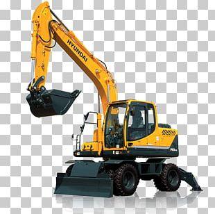 Hyundai Motor Company Excavator Heavy Machinery Hyundai Heavy Industries PNG
