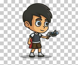 Cartoon Character Animation Game PNG