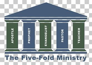 Fivefold Ministry Minister Pastor Christian Church Apostle PNG