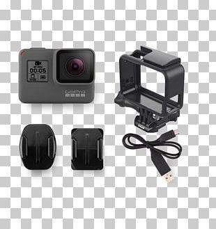 GoPro HERO5 Black Action Camera GoPro Hero 4 PNG