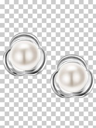 Earring Jewellery Cufflink Clothing Accessories Silver PNG