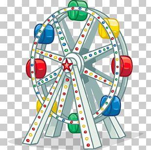 Texas Star Ferris Wheel PNG