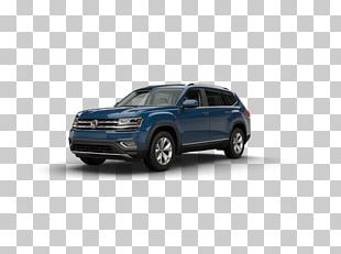 2018 Volkswagen Atlas SE SUV Sport Utility Vehicle Automatic Transmission PNG