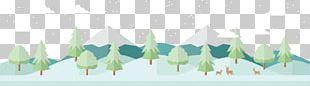 Snow Nature Landscape Euclidean PNG