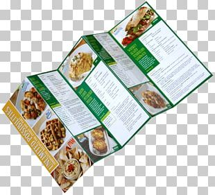 Recipe Brochure PNG