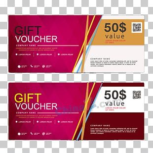 Coupon Discounts And Allowances Voucher Gift Card PNG