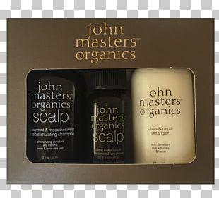 Hair Care John Masters Organics Rose & Apricot Hair Milk Capelli Scalp PNG