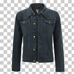 Leather Jacket Coat Clothing PNG