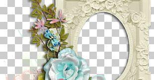 Scrapbooking Paper Floral Design Frames Flower PNG