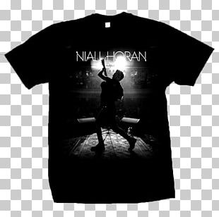 T-shirt Flicker World Tour One Direction PNG