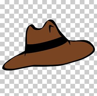 Cowboy Hat Beanie Top Hat PNG
