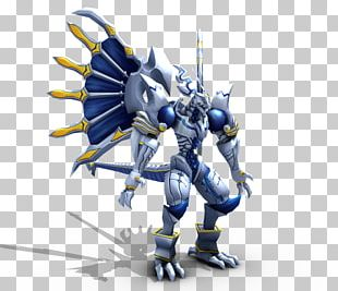 Mecha Dragon Robot Knight PNG