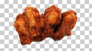 Crispy Fried Chicken Buffalo Wing Recipe PNG