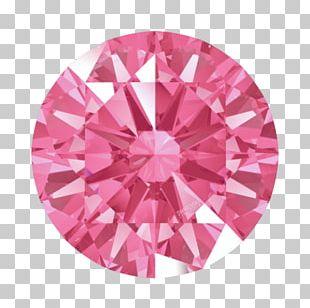 Earring Gemstone Diamond Cut Cubic Zirconia PNG
