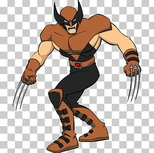 Spyke Professor X Wolverine Cyclops Storm PNG
